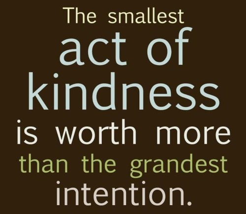 One Random Act Of Kindness At A Time Quote: Random Acts Of Kindness~Season's Greetings